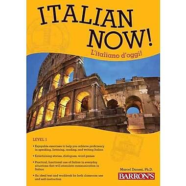 Italian Now! Level 1 Marcel Danesi 2nd Edition
