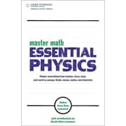 Master Math: Essential Physics Debra Ross Lawrence Paperback