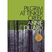 Pilgrim at Tinker Creek Annie Dillard Audiobook CD