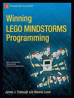 Winning LEGO MINDSTORMS Programming James Trobaugh, Mannie Lowe Paperback