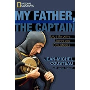 My Father, the Captain Jean-Michel Cousteau And Daniel Paisner Hardcover