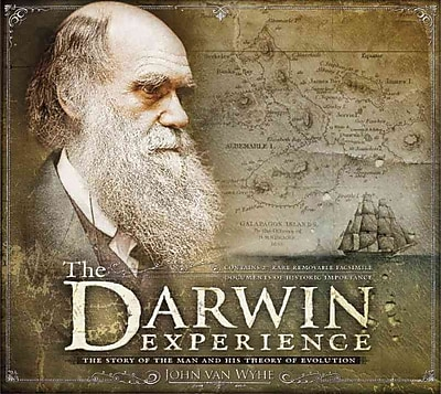 The Darwin Experience John Van Wyhe Hardcover
