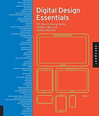 Digital Design Essentials Rajesh Lal Hardcover