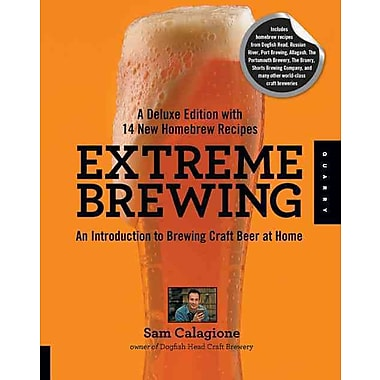 Extreme Brewing Sam Calagione Paperback