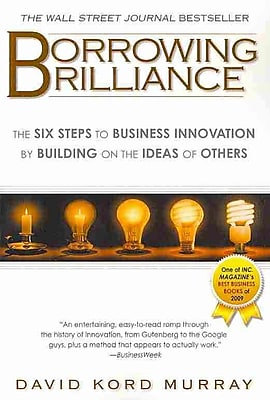 Borrowing Brilliance David Kord Murray Paperback