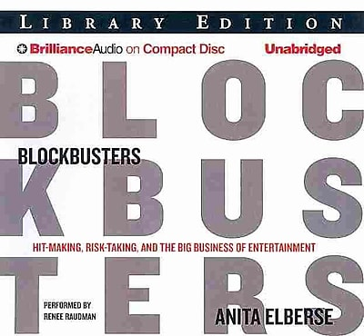 Blockbusters Anita Elberse Audiobook