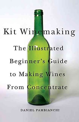 Kit Winemaking Daniel Pambianchi Paperback