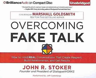 Overcoming Fake Talk John R. Stoker CD