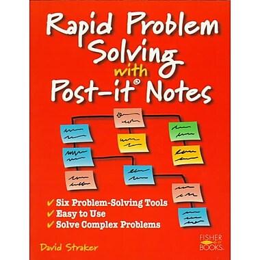 Rapid Problem Solving With Post-It Notes David Straker Paperback