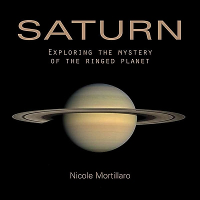 Saturn Nicole Mortillaro Hardcover