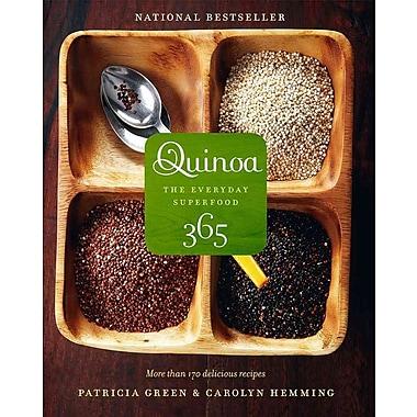 Quinoa 365 Patricia Green , Carolyn Hemming Whitecap Books Ltd