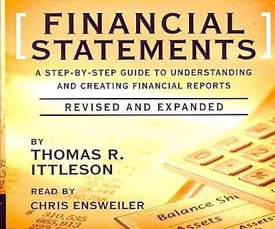 Financial Statements Thomas R. Ittelson CD