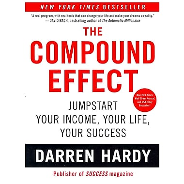 The Compound Effect Darren Hardy Paperback