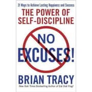No Excuses! Brian Tracy Paperback