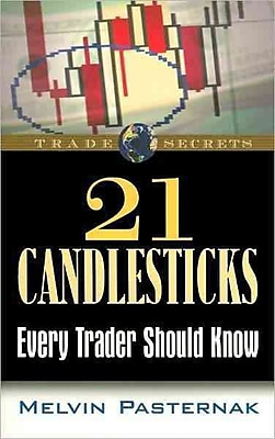 21 Candlesticks Every Trader Should Know Melvin Pasternak Paperback
