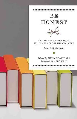 Be Honest N-nive Calegar Hardcover