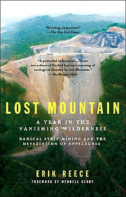 Lost Mountain Erik Reece Paperback