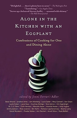 Alone In The Kitchen With An Eggplant Jenni Ferrari-Adler Paperback
