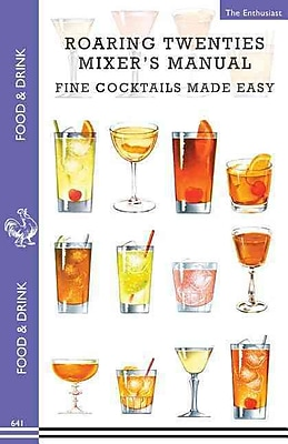 Roaring Twenties Mixer's Manual The Enthusiast Paperback