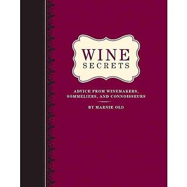 Wine Secrets Marnie Old Hardcover