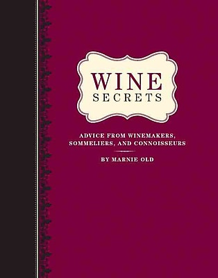 Wine Secrets Marnie Old Hardcover