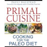 Primal Cuisine Pauli Halstead Paperback