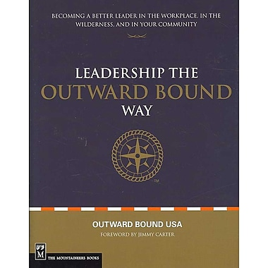 Leadership The Outward Bound Way Jimmy Carter Hardcover