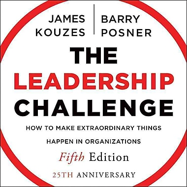 The Leadership Challenge James M. Kouzes, Barry Z. Posner Audiobook