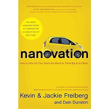 Nanovation Kevin Freiberg , Jackie Freiberg , Dain Dunston Paperback