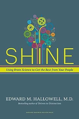 Shine Edward M. Hallowell Hardcover