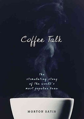 Coffee Talk Morton Satin Hardcover