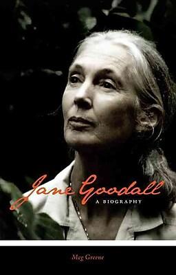 Jane Goodall Meg Greene Paperback
