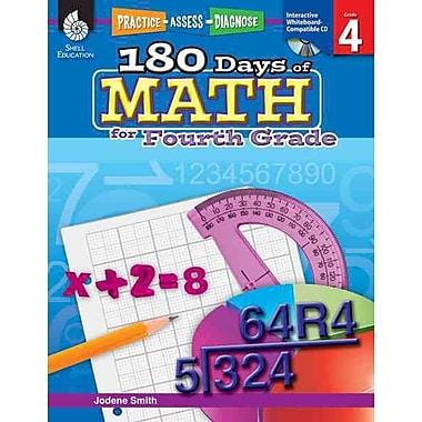 180 Days Of Math Book Jodene Smith For Fourth Grade