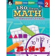 180 Days Of Math Book Jodene Smith