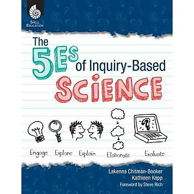 The 5Es of Inquiry Base Science Lakenna Chitman Paperback