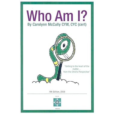 Who Am I? Carolynn Mccully Getting to the Heart of the Matter