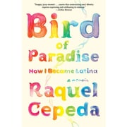 Bird of Paradise Raquel Cepeda Hardcover