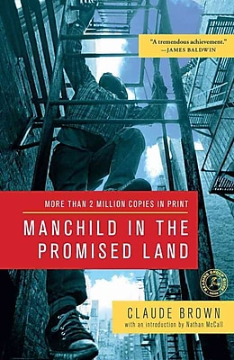 Manchild in the Promised Land Claude Brown Paperback