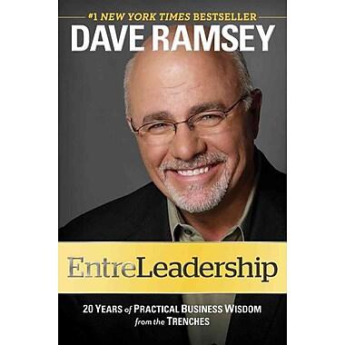 Entreleadership Dave Ramsey Hardcover