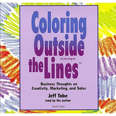 Coloring Outside the Lines Made for Success , Jeff Tobe CD
