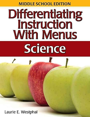 Differentiating Instruction With Menus Laurie Westphal Science