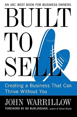 Built to Sell John Warrillow Paperback