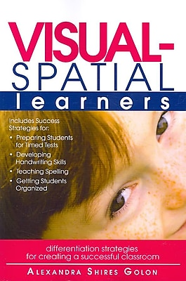 Visual-Spatial Learners Alexandra Golon Paperback