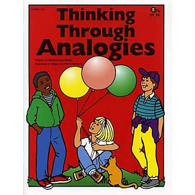 Thinking Through Analogies Bonnie Risby Paperback