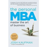The Personal MBA Josh Kaufman Paperback