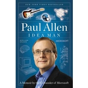 Idea Man Paul Allen Paperback