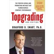 Topgrading Bradford D. Smart Ph.D. Hardcover
