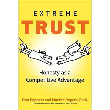 Extreme Trust Don Peppers, Martha Rogers Hardcover