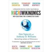 Macrowikinomics Don Tapscott, Anthony D. Williams  Paperback