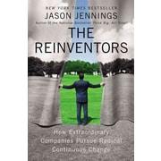 The Reinventors Jason Jennings Hardcover